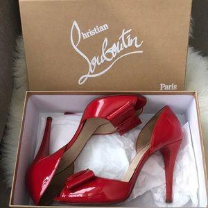 Christian Louboutin Joli-Noeud d'Orsay heels (39)